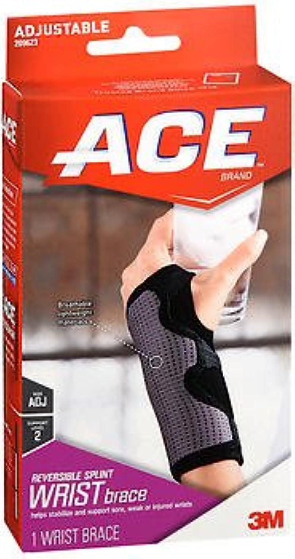 Ace Comfortable Adjustable Neoprene Wrist Support  Mild, Pack of 4