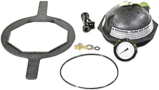 Pentair 154641 Black Buttress Thread Closure Replacement Kit Triton II Pool and Spa Sand Filter