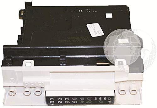 Placa electrónica de pantalla (ORIGINAL Beko) para lavavajillas, código del recambio: 1739160190