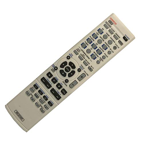 Best Deals! Easy Replacement Remote Control Work for Pioneer VSX-9040TXH VSX-50 VSX-51 VSX-D814-K AX...