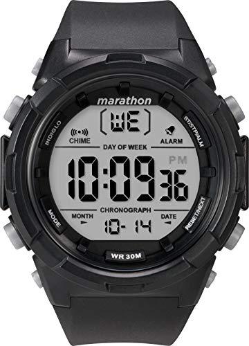 Timex Orologio Marathon Digital 50 mm, Quarzo, Uomo, TW5M32900