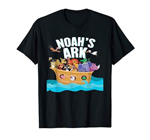 Arche Noah,Tiere Geschichte Bibel,Noahs Ark,Geschenk T-Shirt