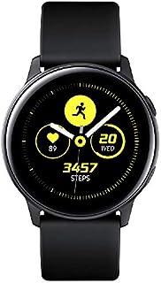 Samsung Galaxy Watch Active - 40mm, IP68 Water Resistant, Wireless Charging, SM-R500N International Version (Black)