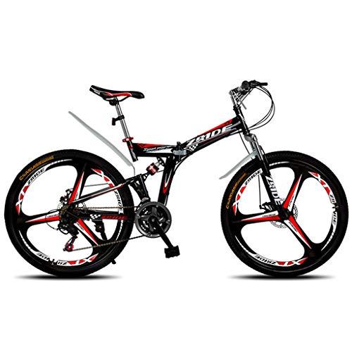 Qj Bicicleta De Montaña Bicicleta De 30 Velocidades MTB 26