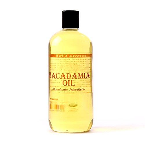 Mystic Moments Transporteur Huile de Macadamia–500ML–100% Pure
