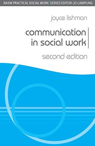 Communication in Social Work (Practical Social Work Series)