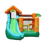 AIYIFU Castillo Hinchable con Tobogán para Niños Castillo Hinchable Acuático Up Cama Elástica Kit de Reparación y Bolsa de Transporte,