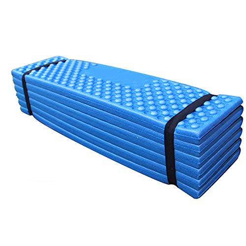 SDLAJOLLA Foam Sleeping Pad, Widesea Camping Mat Portable Foam Sleeping Pad Waterproof Moisture Proof for Picnic Travel