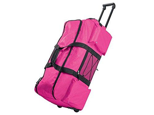 TOPMOVE Trolley-Reisetasche rosa