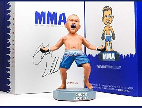 UFC Bobblehead Limited Chuck Liddell Action Figure