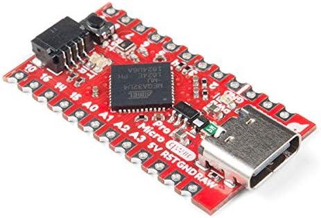 SparkFun Qwiic Pro Micro Ranking TOP1 - with Limited price sale Compatible ATmega32U4 USB-C