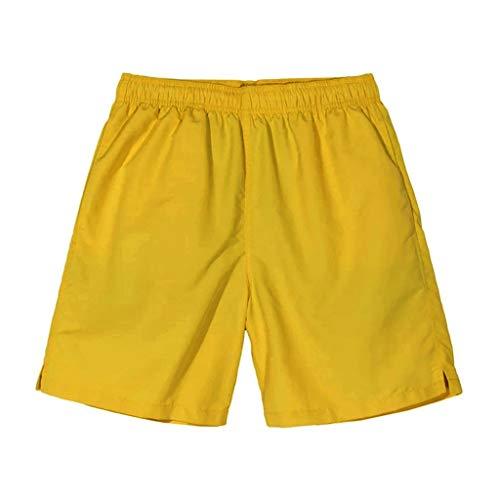 JJSPP Summer Casual Hombres Deportes Pantalones Cortos Calle Ropa de Calle Pantalones de Baloncesto Deportes Pantalones Cortos de Cadera Cremallera Pantalones Cortos de Bolsillo