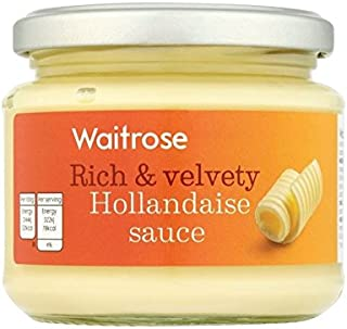 waitrose hollandaise sauce