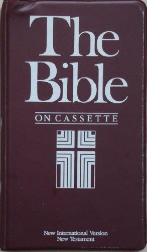Bible on Cassette Niv New Testament