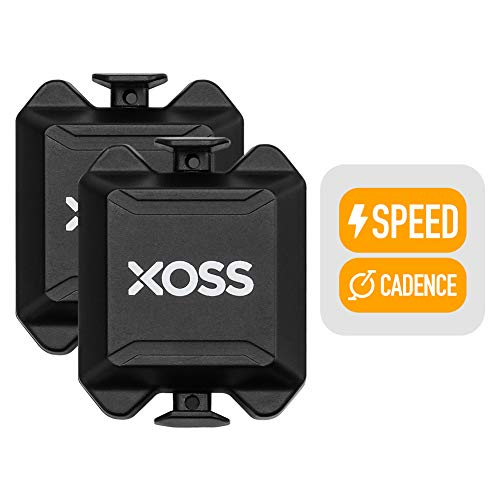 XOSS Indoor Bike Cadence Sensor and Speed Sensor