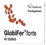 GLOBIFER FORTE Pack of 40Tablets, 200 g