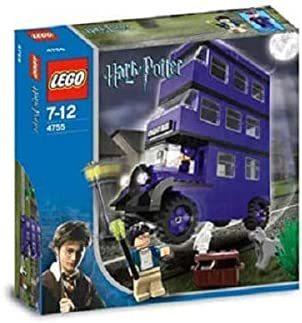 discount LEGO Harry Potter and The Prisoner of Azkaban Knight Bus 75957 Building discount popular Kit (403 Pieces) online sale