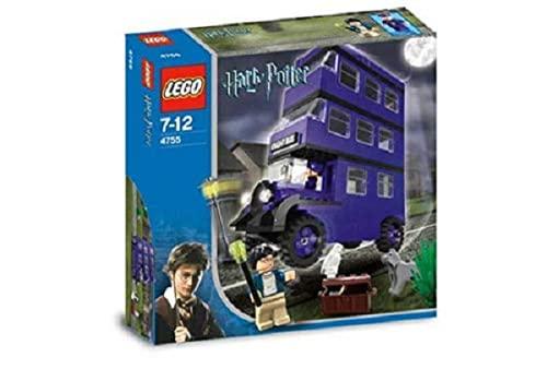 LEGO Kit de construcción Harry Potter™ y el Prisionero de Azkabán™ (403 Elementos): Autobús Noctámbulo (75957)
