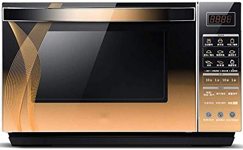 Rindasr Microwave oven countertop,17.9KG Multi-function Microwave oven APP Control of 25-liter LCD Household Microwave Oven
