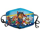 Paw Patrol Face madk Kids Reusable Washable Polyester Face Protection Cute Mouth C_over for Holiday Decorations-02
