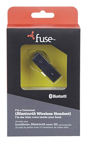 Fuse Bluetooth Headset Boxed