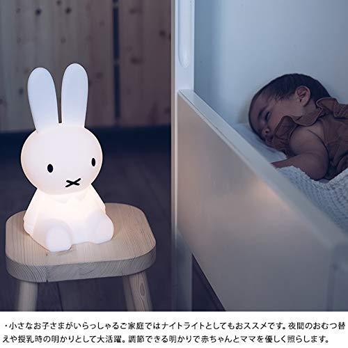 MrMariaFIRSTLIGHTmiffyandfriends/MiffyUSBケーブル充電式LEDコードレス6段階で調光