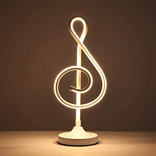 LED Table, Tafellamp Art Deco 21W LED Eye Protection Tafellamp Voor Slaapkamer, Kantoor, Office, Beside