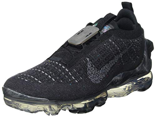 Nike W Air Vapormax 2020 FK, Chaussure de Course Femme, Black DK Grey Black, 41 EU