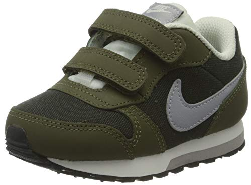 Nike Unisex-Kinder MD Runner 2 (TDV) Fitnessschuhe, Mehrfarbig (806255 301 Multicolor), 26 EU