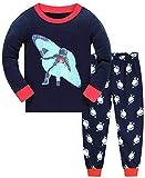 Little Hand Jungen Schlafanzug Astronaut Pajamas Kinder Lang Zweiteiliger Schlafanzug 122