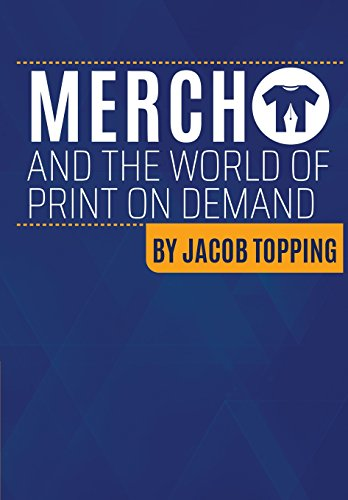 Merch and the World Of Print On Demand: Going Beyond Merch By Amazon Resources Into Global MultiPOD Multi Channel Distribution