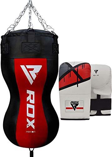 RDX Uppercut Sacos De Boxeo Bolsa MMA SIN LLENAR Ángulo Cuerpo Saco...