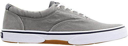 Sperry Halyard LL CVO Grey 11 (Best Way To Clean Sperry Topsiders)