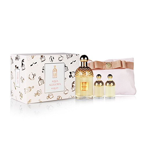 Guerlain Aqua Allegoria Pamplelune 4 Piece Gift Set for Women