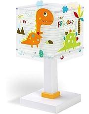 Dalber Kindertafellamp bedlampje dinosaurussen dieren