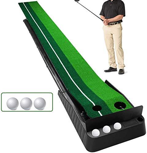 look see Golf Putting Mat Indoor, Golf Putting Green Outdoor 9.8ft  indoor putting greens