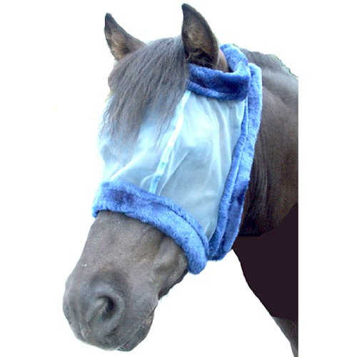 Intrepid International Charlie Bug-Off Shield Fly Mask without Ears, Cob/Pony