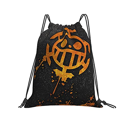Unisex Casual Sackpack Drawstring Backpack Bags Stylish Polyester Cinch Bag Cinch Bag For Outdoor Hiking Swimming Shopping Beach Athletics Ski Gifts