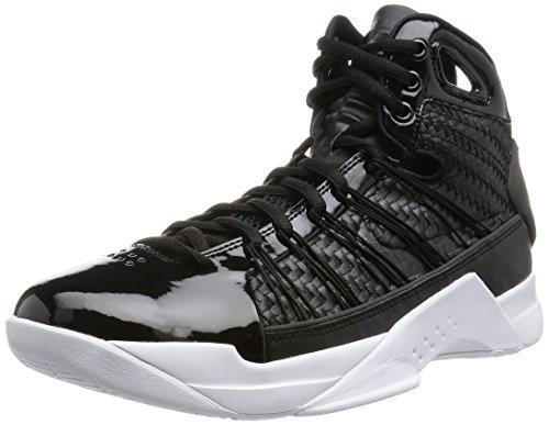 Nike Hyperdunk LUX Men Retro Lifestyle Basketball Sneakers New Black White - 8