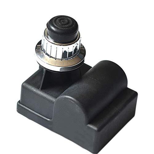 LIZONGFQ Zhang Asia 6 Outlet-AA-Batterie Push Button elektronische Zündgerät 1.5V BBQ Gasgrill Ersatz gepasst for Broil König