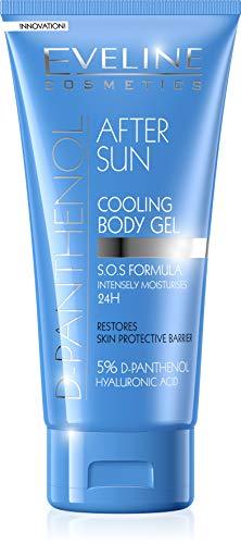 EVELINE AFTER SUN kühlendes Körpergel mit D-Panthenol, 150 ml