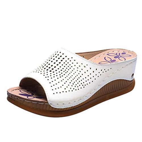 tongs sandales plates tongs chausson chaussette reef aqualung mule confort chaussons sabot 32 plastique enfant chausson fille sabot(blanc,37)