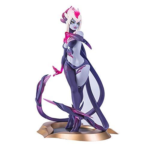 ZH 26Cm League of Legends Figuras De Acción, Evelynn Agony's Embrace Modelo De Juguete, Anime Coleccionables Estatua, Recuerdo Adornos Decorativos Adultos Y Niños