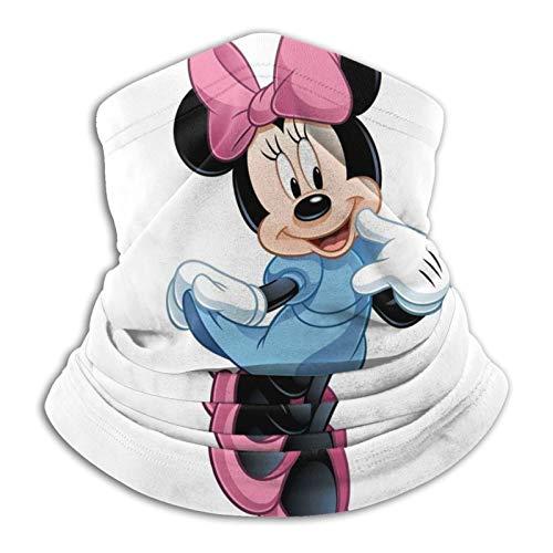 Min-nie - Polaina de cuello para ratn, resistente al polvo, resistente al viento, proteccin UV, para exteriores, senderismo, ciclismo