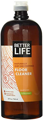 Better Life Natural Floor Cleaner Citrus Mint 32 oz Package may vary