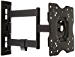 AmazonBasics Heavy-Duty, Full Motion Articulating TV Wall Mount for 22-inch to 55-inch LED, LCD, Flat Screen TVs (Renewed)