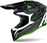 Airoh Helmet Wraap Mood Green Matt S, m33