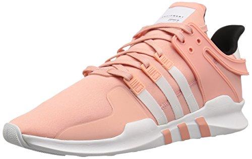 adidas Originals EQT Support ADV, Cvblack/CBlack/Turbo, Medium, Color Rosa, Talla 41 EU