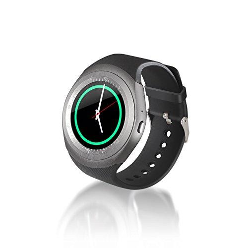 Fierro Smartwatch SIM Mujer, Reloj teléfono Llamadas y Whatsapp, Pulsera de actividad
