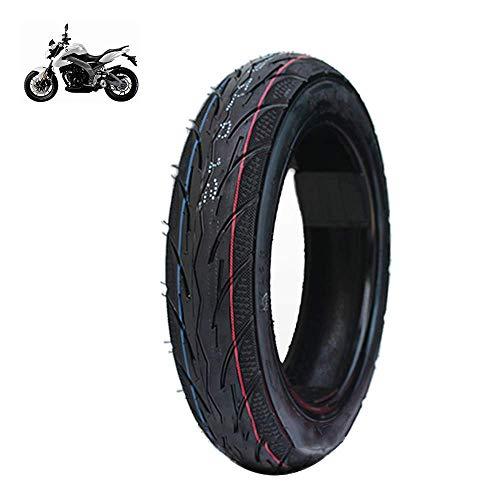 DIELUNY Neumáticos para patinetes eléctricos, Neumáticos Antideslizantes Resistentes al Desgaste de vacío 2.75-10, Estabilidad en Curvas Mejorada con triángulos pequeños, Accesorios para Motocicletas